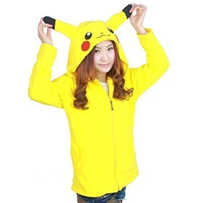 Pikachu Hoodie