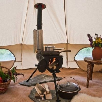 Portable Woodburning Stove