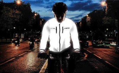 Reflector Cycling Jacket