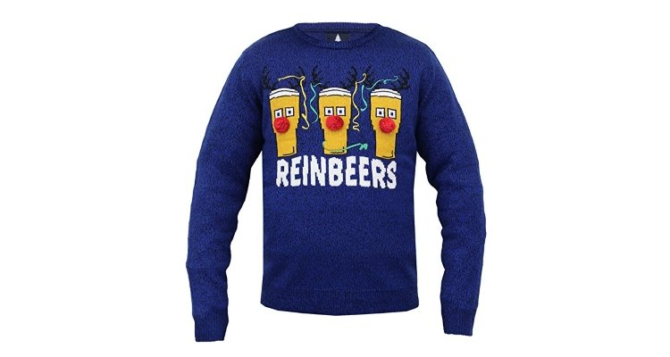 reinbeers xmas jumpers
