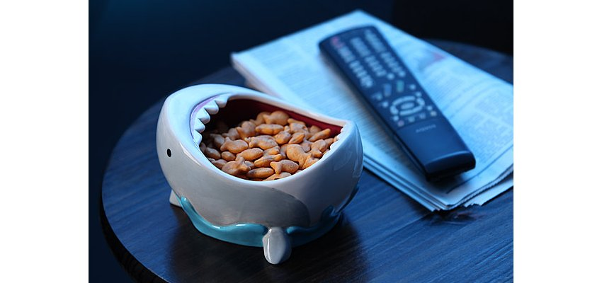 Shark Attack Bowl | Warehouse of Weird