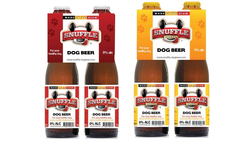 snuffle beer for dogs
