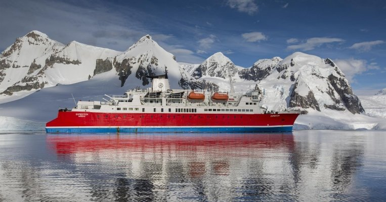 spirit of shackleton adventure expedition ship