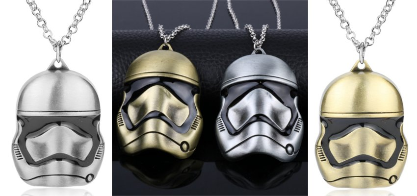 stormtrooper friendship necklaces