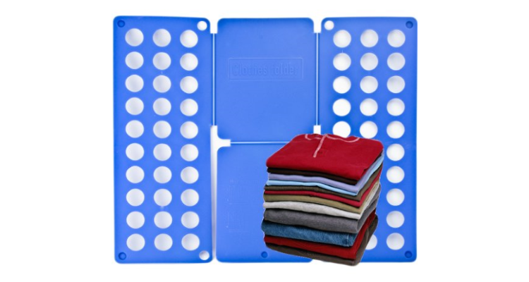 t-shirt folder machine