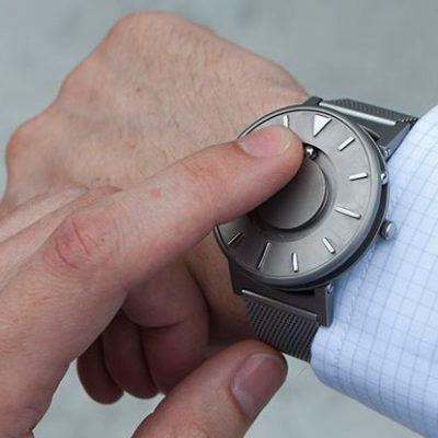 Tactile Timepiece