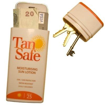Tan Safe