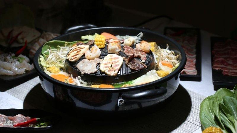 tomyang thai bbq grill