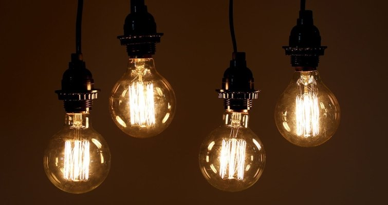 vintage light bulbs 2