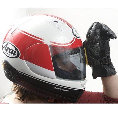 Visor Cleaner Gloves