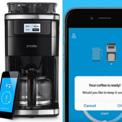 Coffee Maker On Wifi : WiFi Coffee Maker Warehouse of Weird